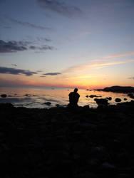 Swedish Sunset no. 6 by Grumzz