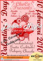 Ladies Night Poster by Grumzz