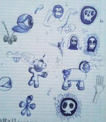Matlab class doodles