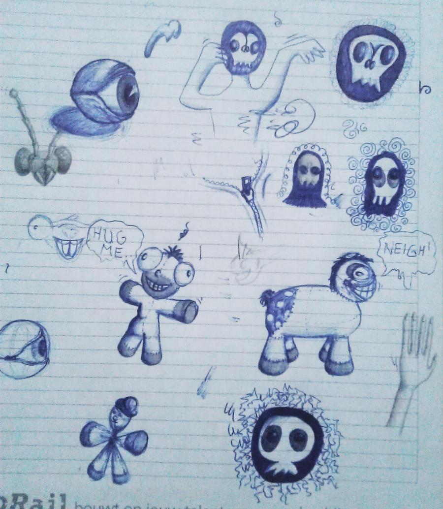 Matlab class doodles by Grumzz