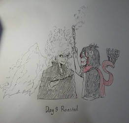 Day3 ROASTED