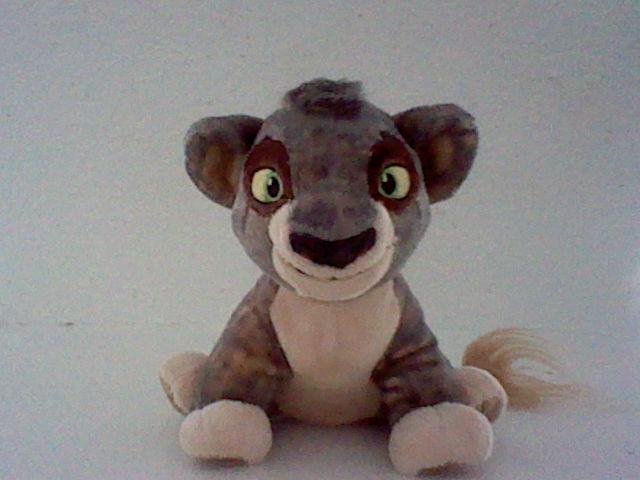 Lion King Cub Azra plush