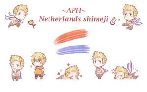 Netherlands shimeji by uncut-adventure