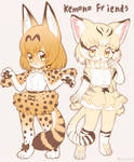 Kemono Friends Nya