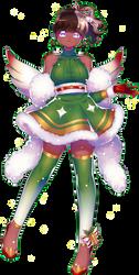 Christmas Groovy by Yajuuu