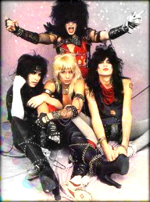 Motley Crue by MusicFantic