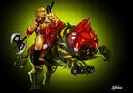 HeMan and Battlecat