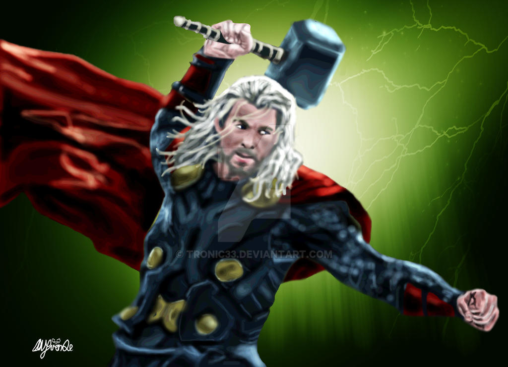 Thor3 by Tronic33
