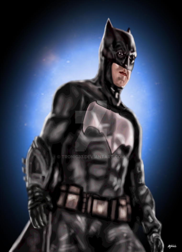 BatmanJL by Tronic33