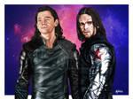 Infinity Wars - Loki Winter Soldier