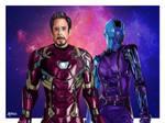 Infinity Wars - Ironman Nebula by Tronic33