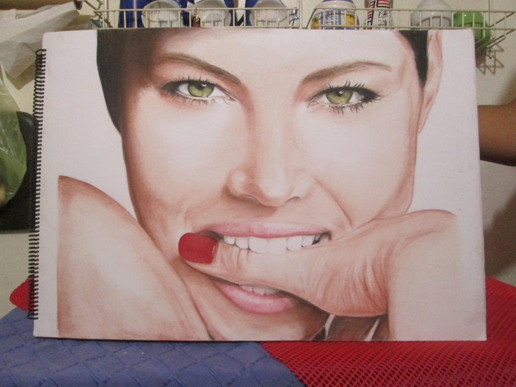 Jessica Biel Final by caratulion