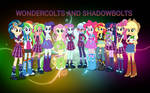 Equestria Girls Friendship Games Wallpaper