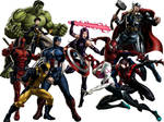 Top 10 Favorite Marvel Heroes