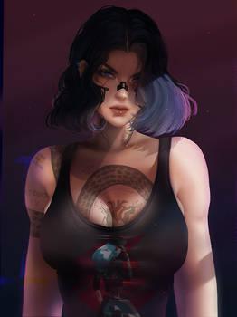 Cyberpunk 2077: V