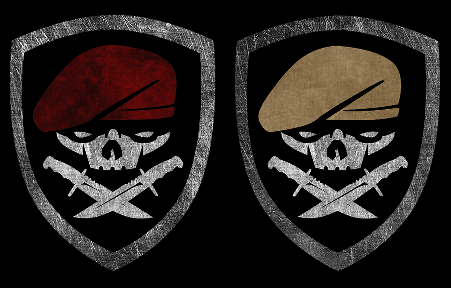 Moh 75th Ranger Patch Varia By Deffik On Deviantart