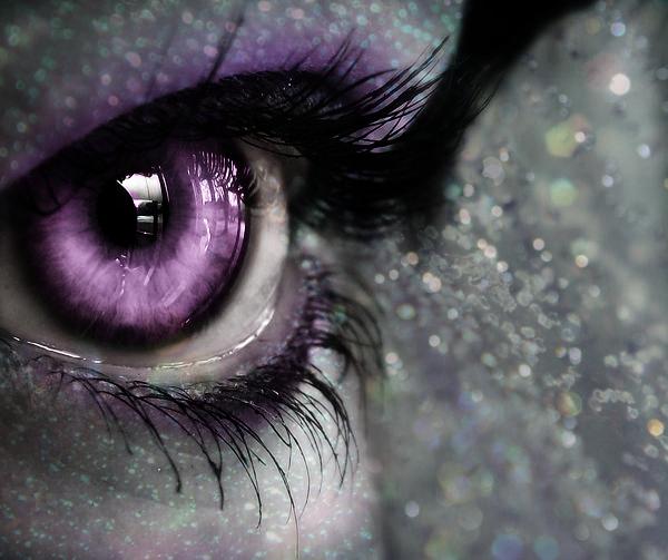 Purple for my friend by Lolipod