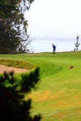 Golfing by BeverlyMichelle
