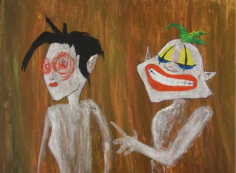 All men are clowns