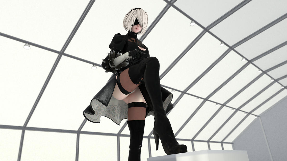 2B - Blender Cycles Render by 3DisTrash