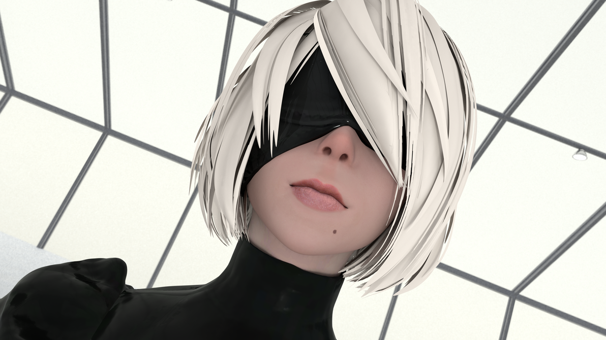 2B - Blender Cycles by 3DisTrash