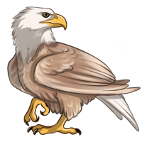 Leauistic Eagle by Innali