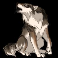 Wolf by Innali
