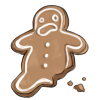 Gingerbread Murder by Innali