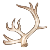 Reindeerantler by Innali