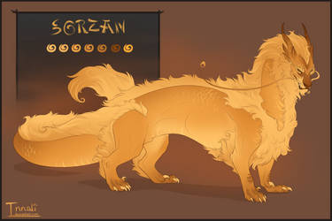 Sorzan | Commission by Innali
