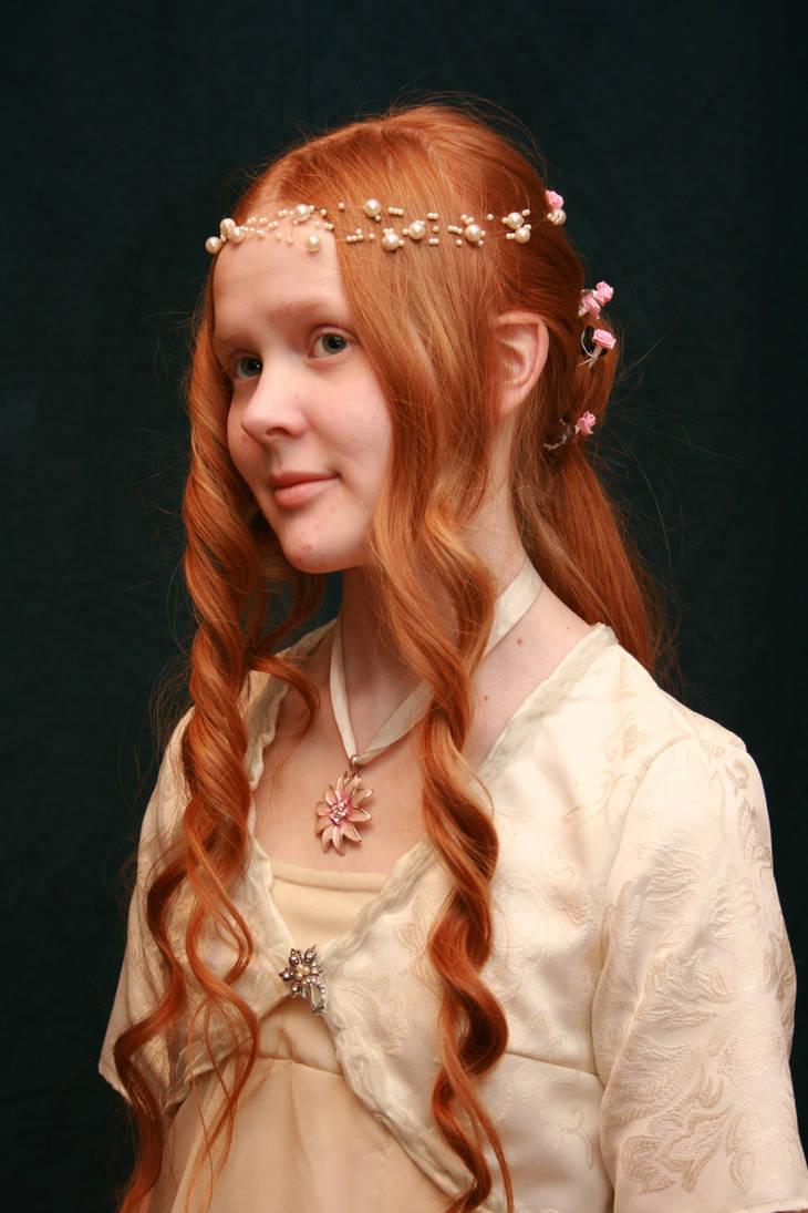 Fairy Portrait 3 by Iardacil-stock