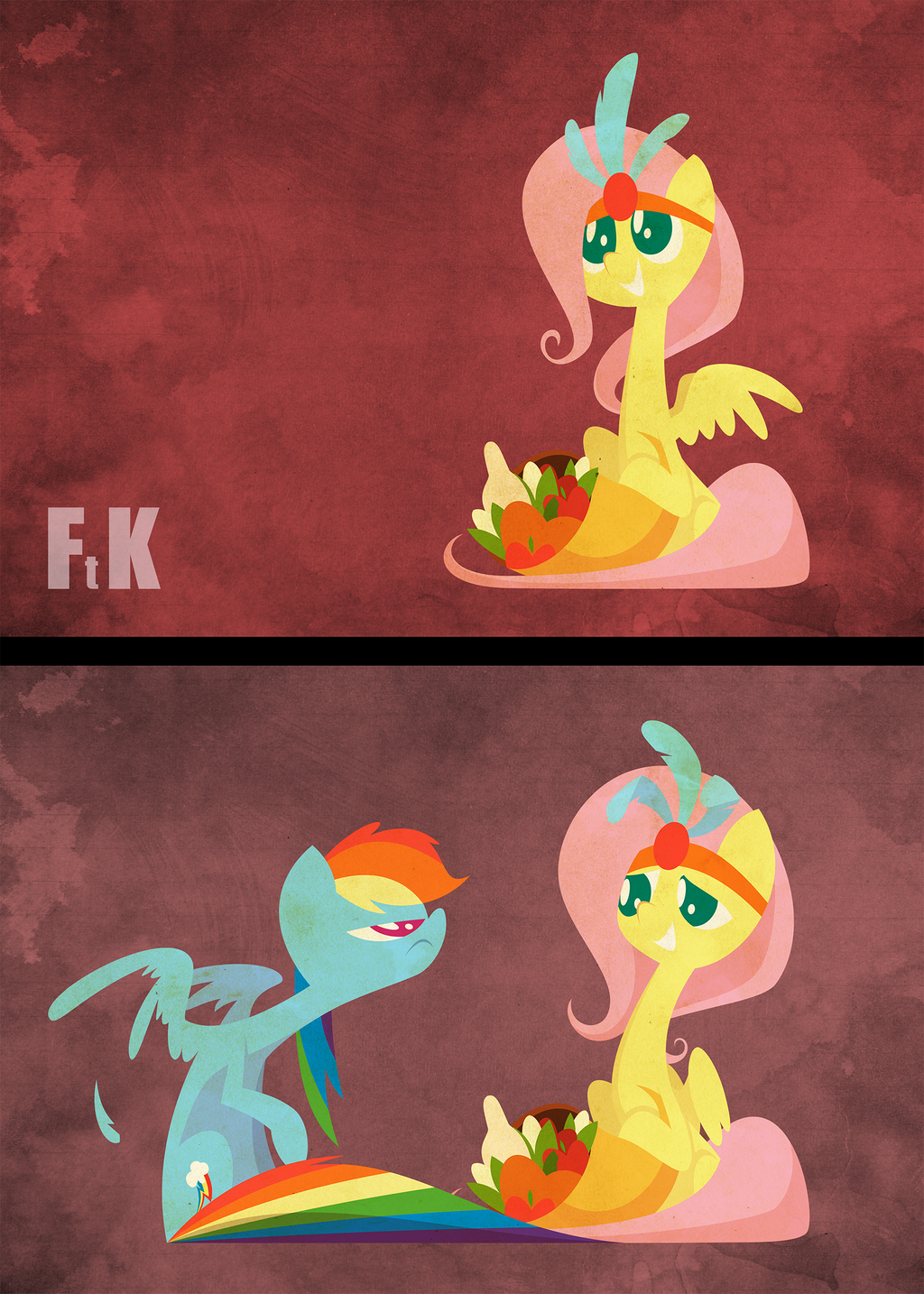 Thanksgiving Celebration by FluttershytheKind