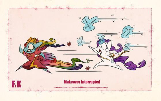 Makeover Interrupted