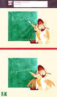 Ask Dr. Pegasus: Body Language by FluttershytheKind