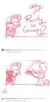 Grumpy Rarity Responses