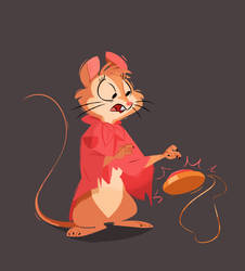 Mrs Brisby Doodle