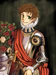 Hetalia - Spain, the Conqueror
