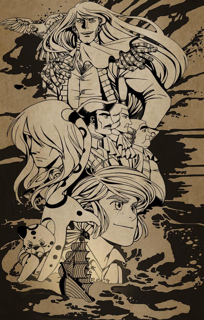 Takarajima by Rowein