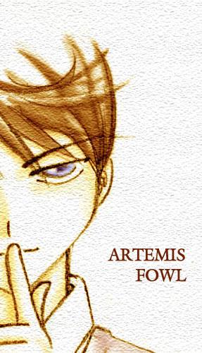 Artemis Fowl II by Rowein