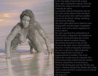 Slave Girl by crinklestein