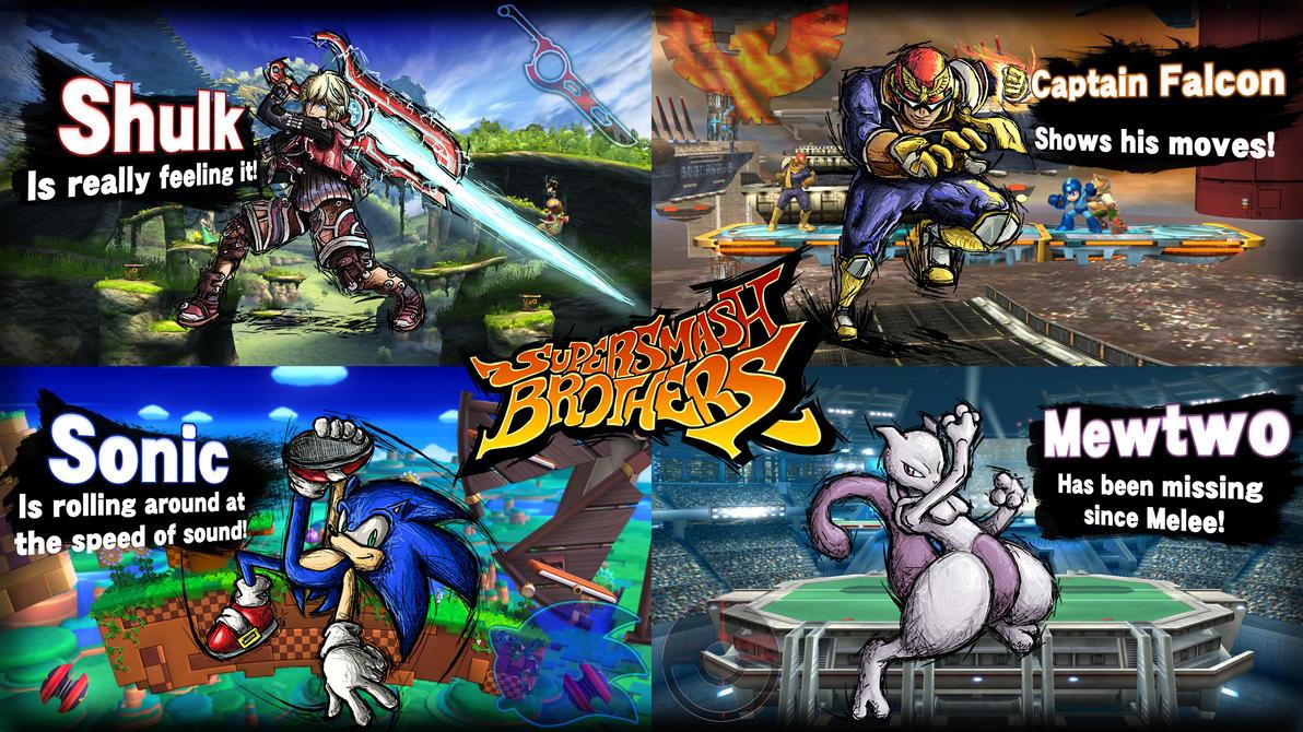 Smash Strikers Wallpaper (4K Resolution) By Leafpenguins