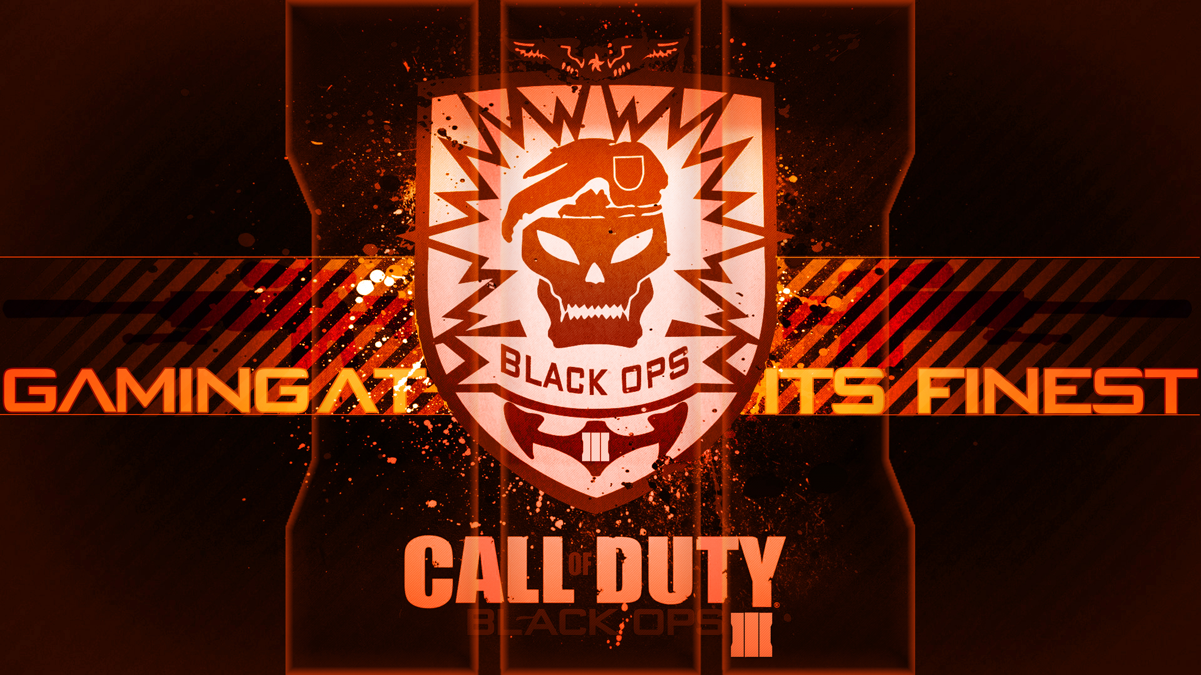 Call Of Duty Black Ops Iii Wallpaper 4k By Leafpenguins On