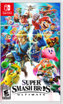 Super Smash Bros. Ultimate OFFICIAL Box Art