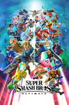 Super Smash Bros. Ultimate OFFICIAL Key Art