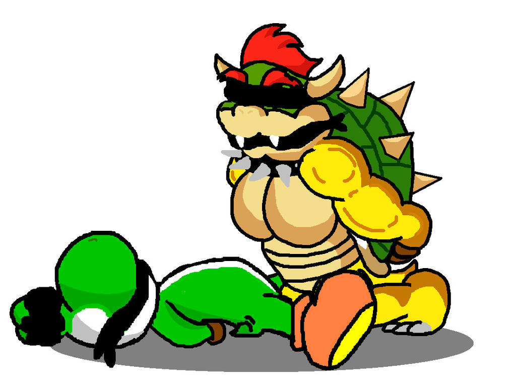 Bowshi by Bowser2Queen on DeviantArt |Bowser Loves Yoshi
