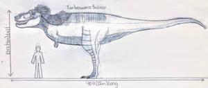 Dino Tales- Tarbosaurus Bataar
