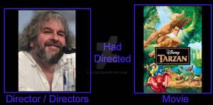 What If Peter Jackson directed Tarzan?