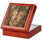 beautiful hunter keepsake box