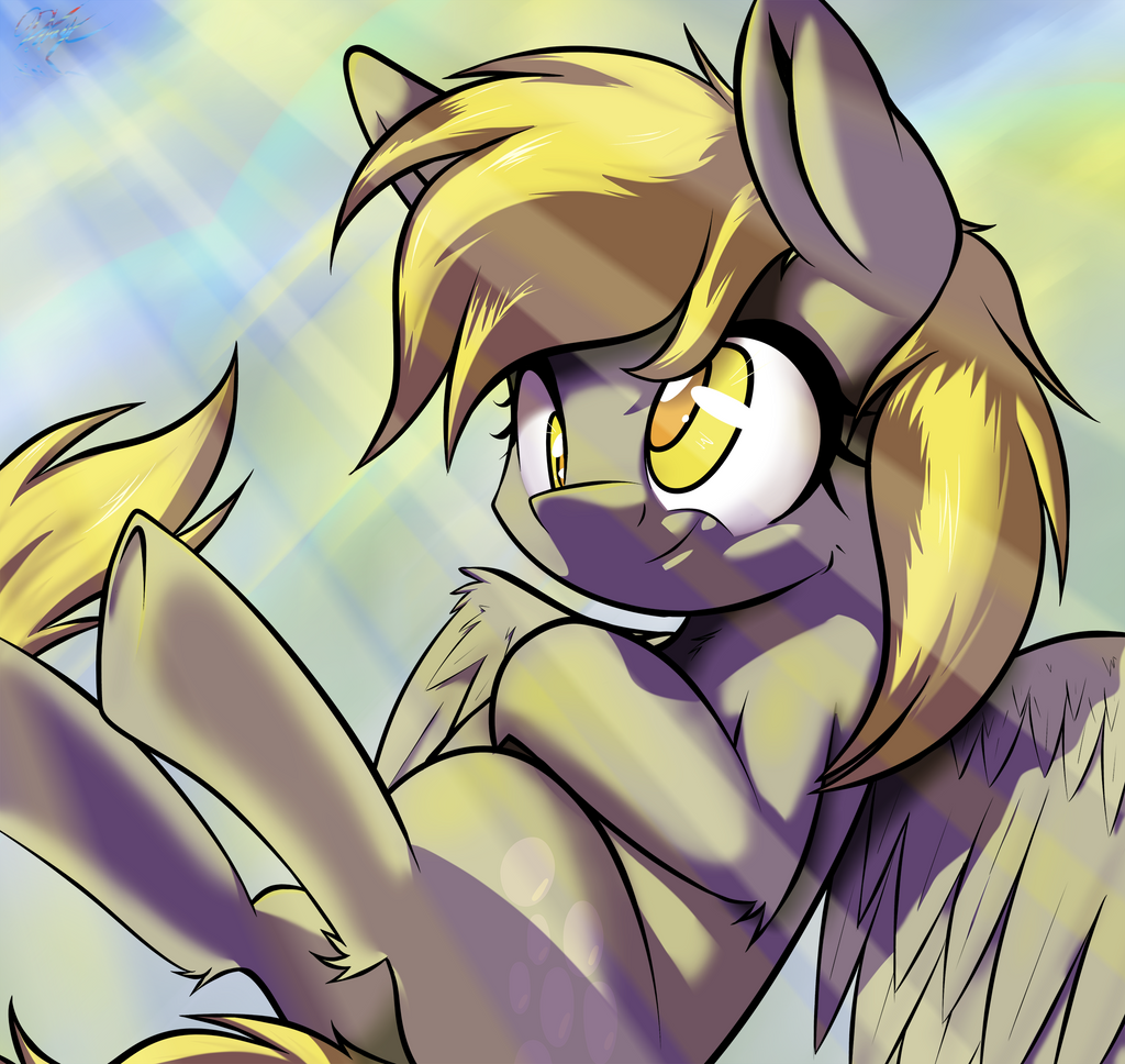 Derped in the sky. by DILeak