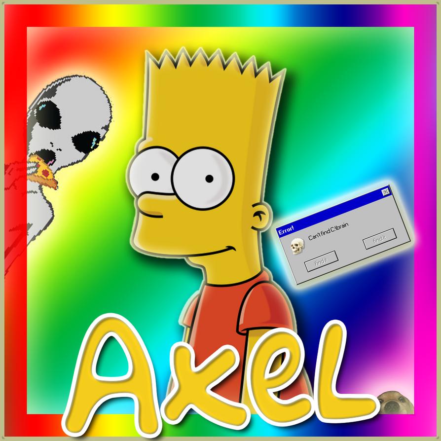 Axelbartlogo by AxelGFXFR